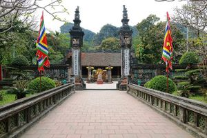Thấm chữ Cồ trong Đại Cồ Việt 
