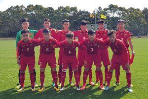 U16 Việt Nam gian nan tấm vé World Cup U17