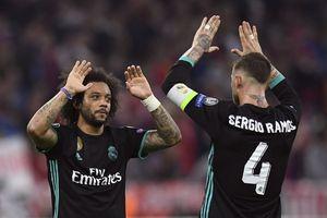 Bayern Munich chặn đứng Ronaldo nhưng Real vẫn thắng