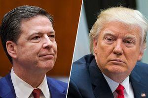 James Comey và mối quan hệ 'cay đắng' với Donald Trump