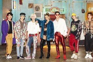 Super Junior trở thành nghệ sĩ Kpop đầu tiên lọt BXH Latin Digital Song Sales của Billboard