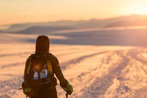 Cô gái Việt chinh phục 224 km đường băng ở Bắc Cực