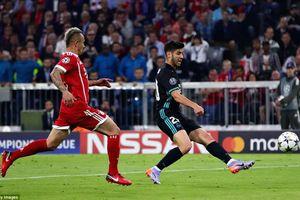 Video bàn thắng Bayern vs Real: Sai lầm chết người, trả giá cực đắt