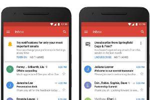 Khám phá những tính năng mới trên Gmail