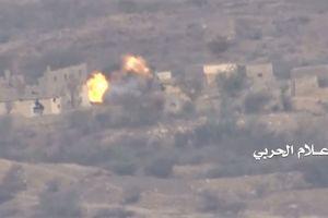 Houthi diệt 7 xe bọc thép Saudi Arabia trong một trận đánh