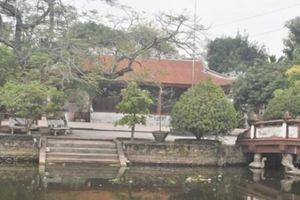 Chuyện ở ngôi làng cổ được hai thánh địa lý Cao Biền và Tả Ao trấn yểm