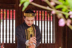 Nhà thư pháp Lê Dương Duyên: Đốt cháy đam mê từ tình yêu thư pháp
