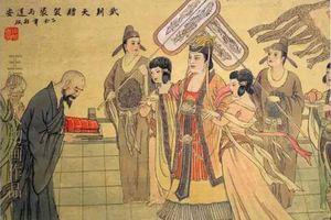 Dàn mỹ nam trong hậu cung của Võ Tắc Thiên đã làm gì?