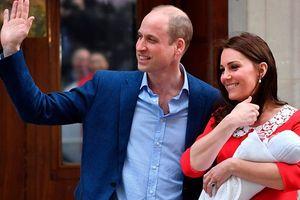 Bí mật về lần sinh nở thứ 3 của Công nương Kate