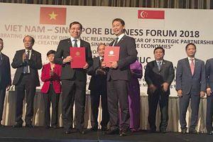 Đà Nẵng triển khai nội dung hợp tác với các nhà đầu tư Singapore