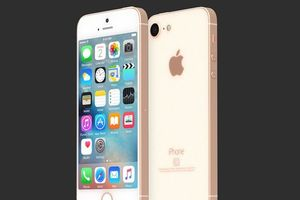 iPhone SE 2 lộ diện với mặt lưng kính