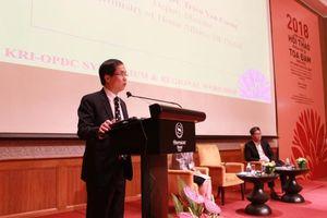 Cải cách khu vực công tăng cường lợi thế cạnh tranh quốc gia