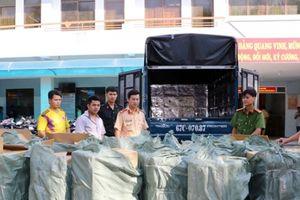 An Giang: Liên tiếp bắt giữ thuốc lá ngoại nhập lậu số lượng lớn