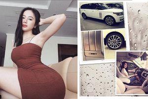 Choáng với siêu xế 30 tỷ, 70 tỷ bạn trai tặng Nhã Phương, Angela Phương Trinh và loạt mỹ nhân Việt
