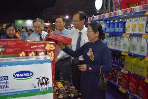 TP Hồ Chí Minh: Khai mạc hội chợ triển lãm tôn vinh hàng Việt