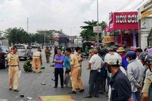 Bị xe tải chèn qua, nữ sinh trung cấp y tử vong tại chỗ