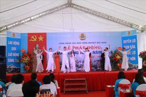 Công đoàn các Khu công nghiệp tỉnh Bắc Ninh phát động Tháng Công nhân năm 2018