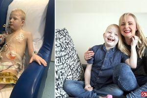 Cậu bé 'siêu nhân' sống sót kỳ diệu sau khi được ghép 5 nội tạng
