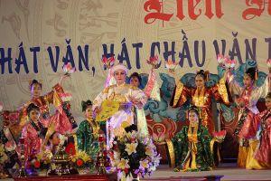 Khai mạc Liên hoan Hát Văn, hát Chầu văn toàn quốc 2018
