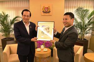 Tăng cường hợp tác Việt Nam - Singapore trong phát triển giáo dục nghề nghiệp
