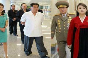 Phu nhân của ông Kim Jong-un đến Hàn Quốc tối nay (27/4)