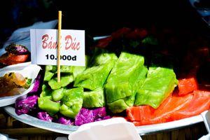 'Mê hoặc' với bánh trái tại Lễ hội Bánh dân gian Nam bộ