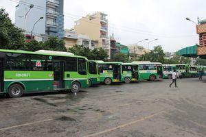 TP.HCM đưa bến xe buýt mới phục vụ người dân dịp lễ 30.4, 1.5