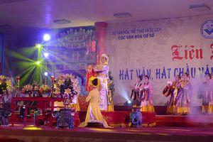 Khai mạc Liên hoan hát Văn, hát Chầu văn toàn quốc năm 2018