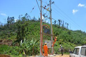 Đắk Lắk: Khánh thành công trình cấp điện cho buôn đồng bào dân tộc thiểu số