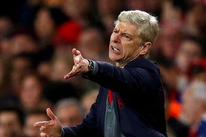 Wenger: 'Arsenal hòa Atletico như thua Man United'
