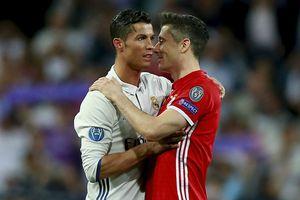 Với Lewandowski, muốn thành số 1 hãy học Ronaldo