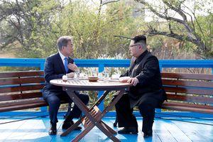 Tổng thống Moon muốn đến Bình Nhưỡng và núi Trường Bạch