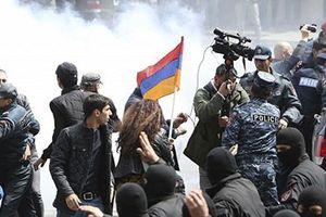 Armenia 'dậy sóng' trong cuộc chuyển giao bất thành