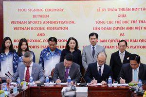 Nhà cựu vô địch Quyền Anh thế giới muốn trở thành HLV Park Hang seo tại Việt Nam