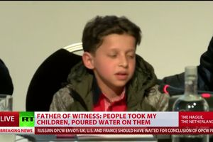 Nhân chứng sống tại Douma, Syria nói gì với OPCW tại Hà Lan?