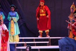 Nhà hát Cải lương Hà Nội công diễn vở mới 'Ai đo được lòng người'