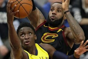 Cleveland Cavaliers - Indiana Pacers (NBA Playoffs Game 6) – Ngày phục hận của Oladipo trước King James