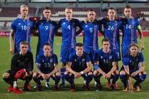 Đội tuyển Iceland World Cup 2018: Chàng tí hon đáng sợ