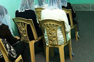 Đêm xuống, hiệu phó trường tiểu học rời nhà đi tham gia 'Hội thánh Đức Chúa Trời Mẹ'