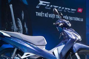 Ảnh chi tiết Honda Future FI 125cc 2018 vừa ra mắt tại Việt Nam