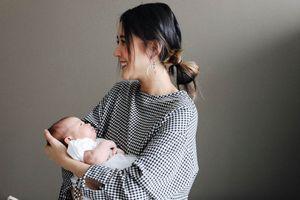 Bí quyết làm đẹp khi mang bầu của fashionista Julia Đoàn