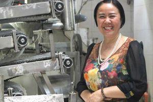 Nữ doanh nhân Nguyễn Thị Bính và cơ nghiệp trăm tỷ từ cọng bún tươi