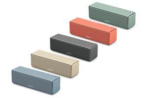 Sony công bố loa di động Hi-res H.ear Go 2