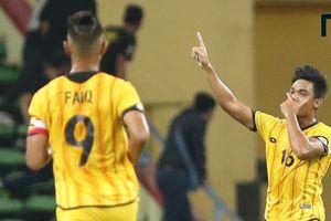Thắng Thái Lan, U21 Brunei tạo địa chấn ở giải trẻ Đông Nam Á