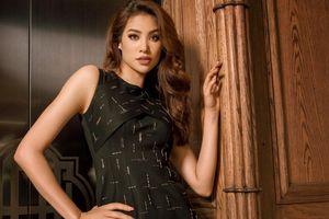 Hoa hậu Phạm Hương chọn hầm giữ xe làm nơi trình làng bộ sưu tập 'Girl Boss'
