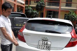 Quảng Ninh: Thiếu nợ, người đàn ông trộm xe của em rể