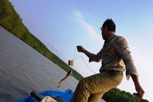 Người Sài thành đi săn ở rừng Cần Giờ, có thể kiếm bạc triệu/ngày