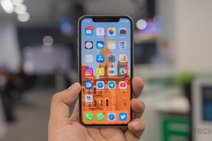 Concept iPhone 2018 mới của Apple