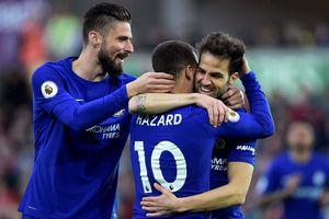Swansea 0-1 Chelsea: Fabregas đi vào lịch sử Premier League