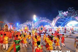 Hạ Long lung linh huyền ảo trong đêm khai mạc Năm du lịch quốc gia